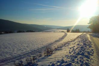 Luhačovice-pobyt-Zimní lenošení