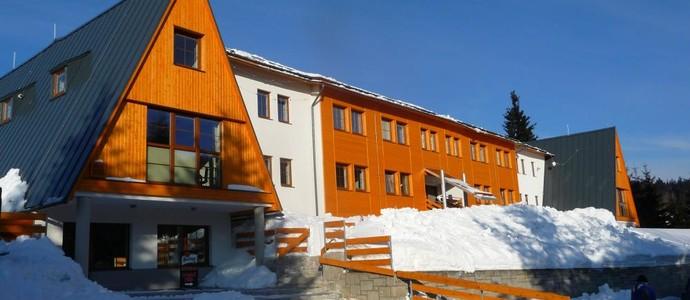 Horský hotel Brans Malá Morávka