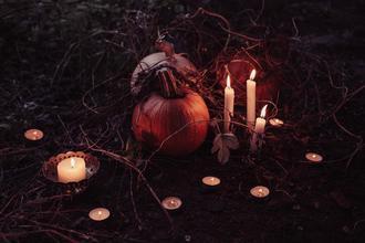 Lísek-pobyt-Halloween na 4 noci