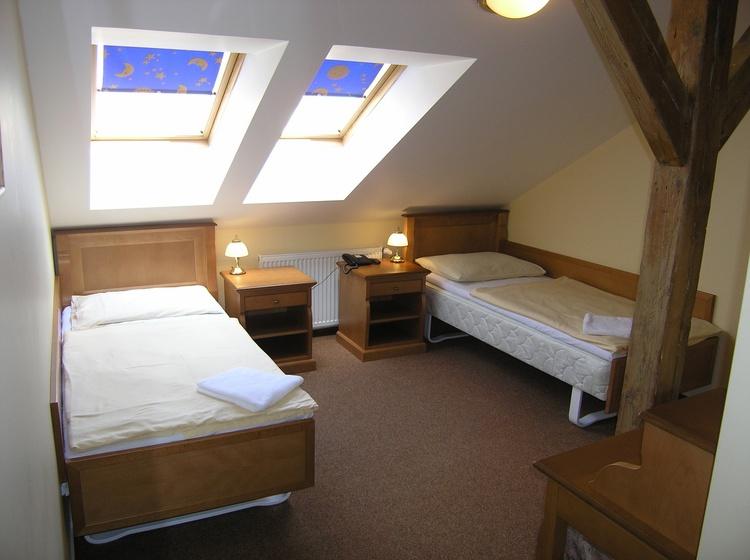 Twin - oddělené postele