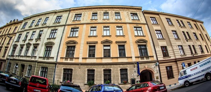 HOTEL PYRAMIDA Brno