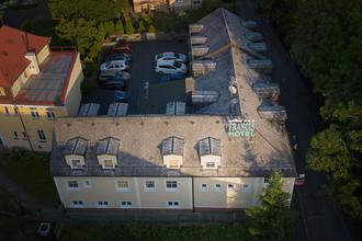 Františkovy Lázně-SPA Hotel Francis