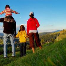Hotel Červenohorské sedlo-Loučná nad Desnou-pobyt-Letní dovolená na horách pro rodiny s dětmi na 4 noci