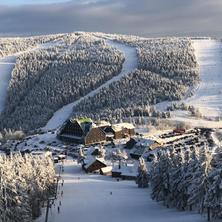 Hotel Červenohorské sedlo-Loučná nad Desnou-pobyt-Týdenní pobyt na horách s wellness i skipasy