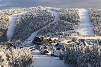 Loučná nad Desnou-pobyt-Lyžařský balíček se skipasy do Skiareálu Červenohorské sedlo na 7 nocí