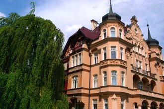 Apartmány Villa Liberty Karlovy Vary 33487748