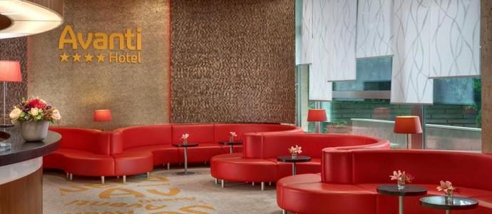 AVANTI Hotel Brno 1121042088