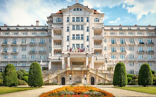 Komplexní lázeňská péče PREMIUM s plnou penzí-Hotel IMPERIAL 1154476647