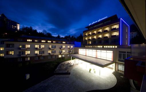 Spa Resort Sanssouci Noční Spa Resort Sanssouci