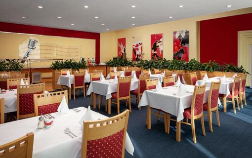 Spa Resort Sanssouci Restaurace