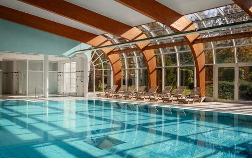 Spa Resort Sanssouci Bazén