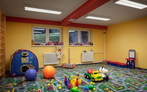Spa Resort Sanssouci dětský koutek