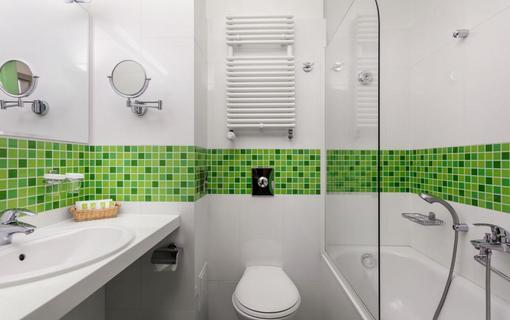 Spa Resort Sanssouci Koupelna