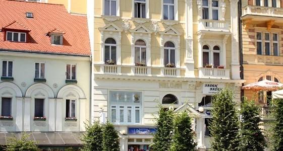 Hotel HELUAN Karlovy Vary