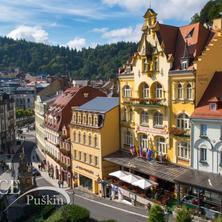 Hotel Romance Puškin