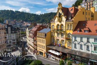 Hotel Romance Puškin Karlovy Vary 43060070
