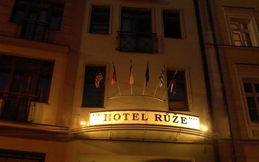 HOTEL RŮŽE 1155221715