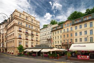 Karlovy Vary-HOTEL RŮŽE
