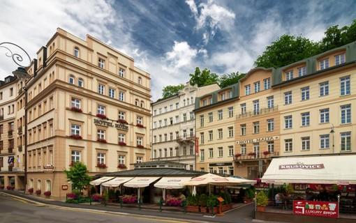 VÁNOCE v Karlových Varech na 5 nocí-HOTEL RŮŽE 1156824057