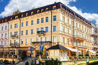 Karlovy Vary-Sanatorium KRIVÁŇ
