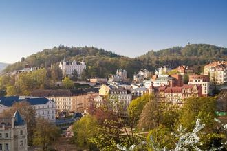 Karlovy Vary-pobyt-Týden u vřídla