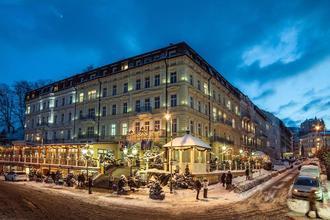 Karlovy Vary-pobyt-Silvestrovský lázeňský pobyt v Karlových Varech