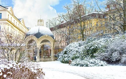 Vánoční lázeňský pobyt v Karlových Varech-Sanatorium KRIVÁŇ 1154140447