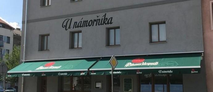 Hotel U Námořníka Plzeň