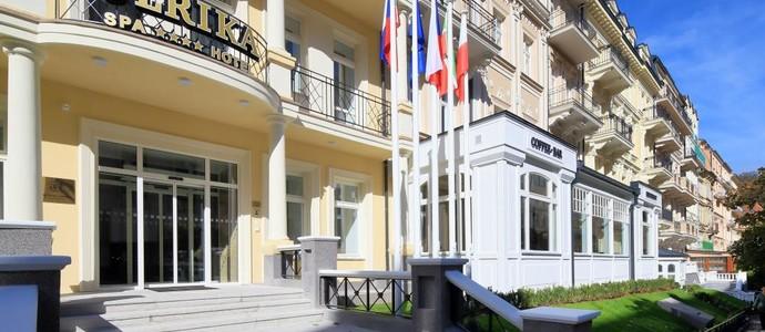 SPA Hotel ULRIKA Karlovy Vary