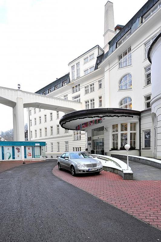 Radium Palace Spa Hotel 60