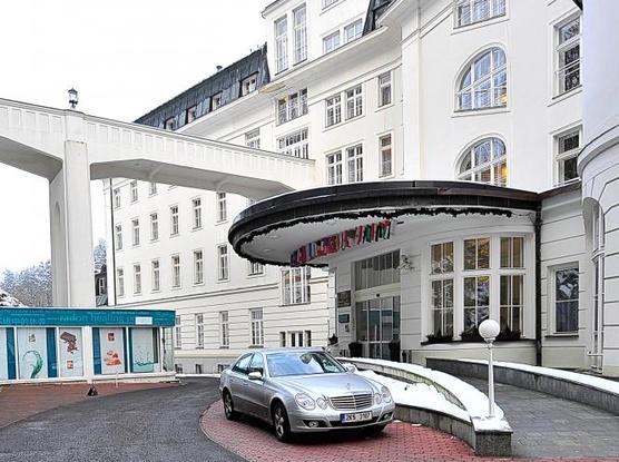 Radium Palace Spa Hotel 1154478833