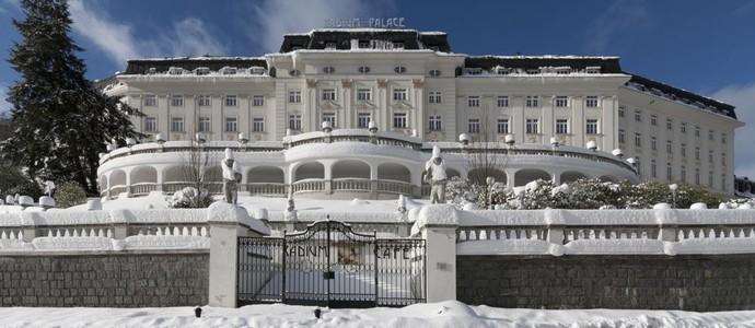 Radium Palace Spa Hotel Jáchymov