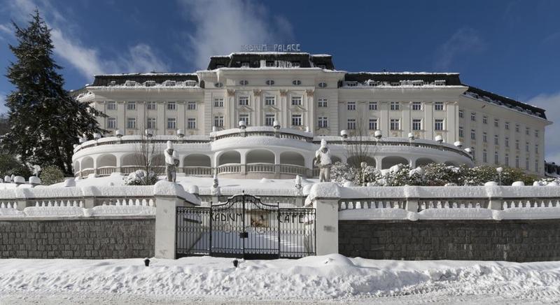 Radium Palace Spa Hotel 63