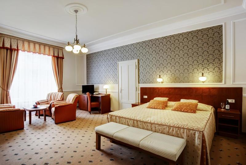 Radium Palace Spa Hotel 6