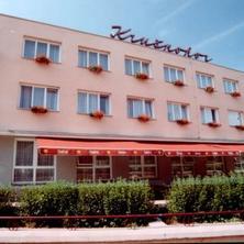 Hotel KRUŠNOHOR Ostrov
