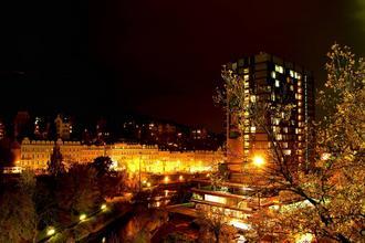 Karlovy Vary-pobyt-Víkendový pobyt