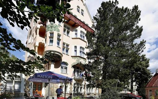 HOTEL SPA SMETANA - VYŠEHRAD 1151969397