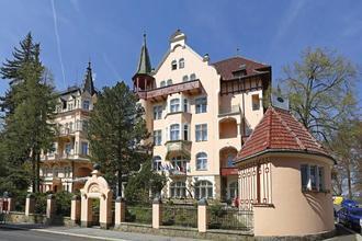 Karlovy Vary-HOTEL SPA SMETANA - VYŠEHRAD
