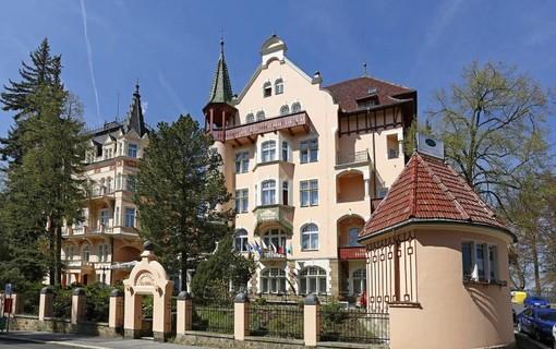 Zadáno pro dámy-HOTEL SPA SMETANA - VYŠEHRAD 1151969345
