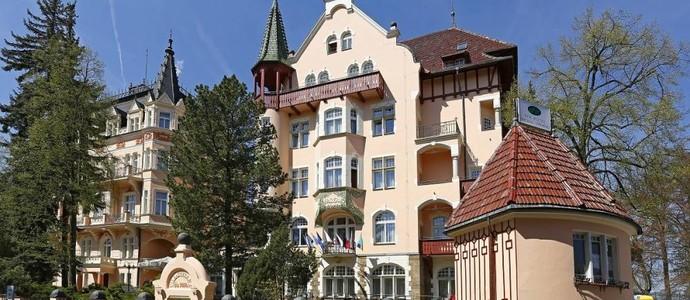 HOTEL SPA SMETANA - VYŠEHRAD Karlovy Vary