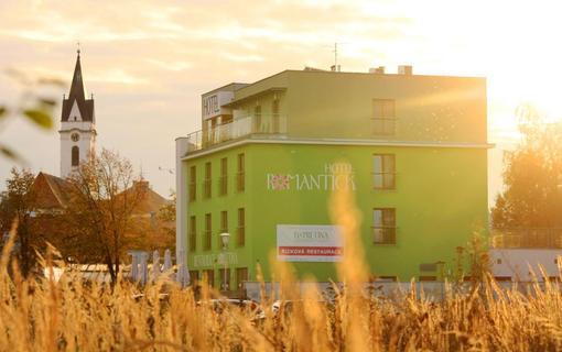 Design hotel RomantiCK Podzimní Třeboň.