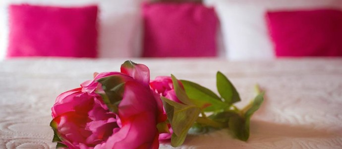 Design hotel RomantiCK-Třeboň-pobyt-Květinová romantika