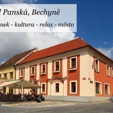 Panství Bechyně - hotel Panská a penzion Černická Obora Bechyně