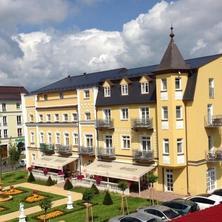 Hotel Bajkal Františkovy Lázně