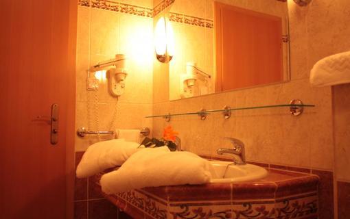 Hotel Bajkal Koupelna 1.Kat