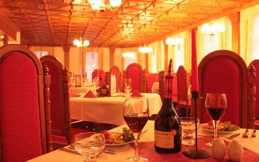 Hotel Bajkal Restaurace