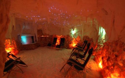 Hotel Bajkal Solná jeskyně