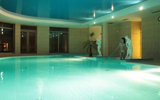 Hotel Bajkal Bazén