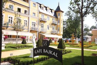Františkovy Lázně-Hotel Bajkal
