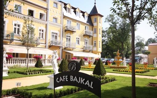 Léčebná dovolená-Hotel Bajkal 1151591103